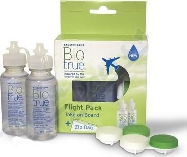 ba4a00793 Biotrue Flight Pack 2x60ml +2 púzdra +sáčok